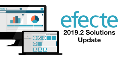 Efecte Solutions Receive an Update for 2019.2