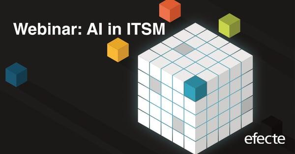 Live-Webinar: der Mehrwert von KI im ITSM