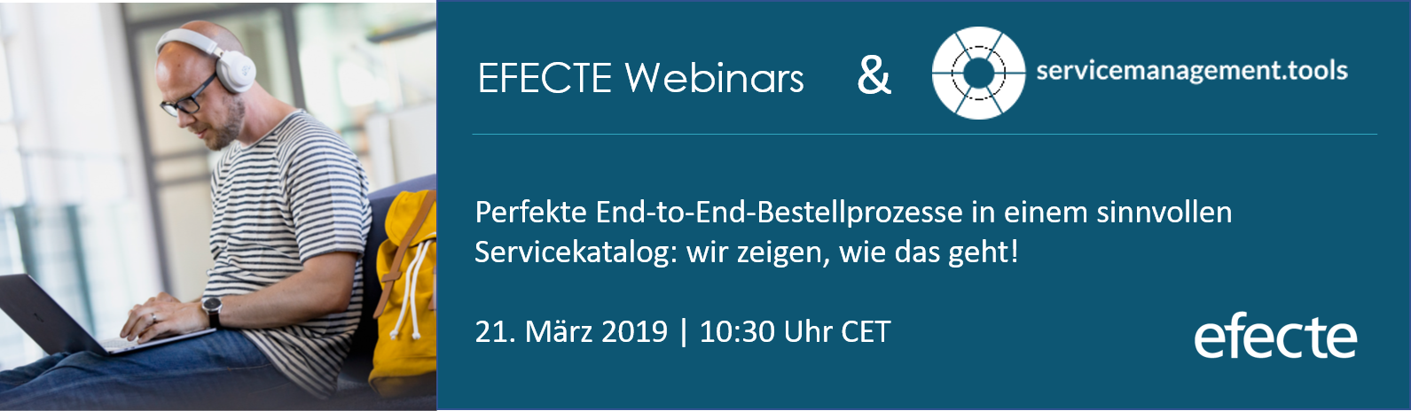 Service Catalogue Management mit Efecte