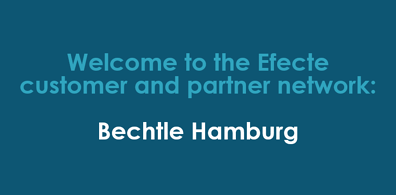 Bechtle new partner and customer from Efecte