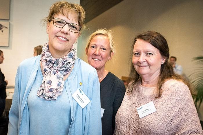 Christina Kjellberg och kollegor