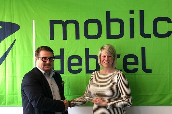 A considerable step forward for Efecte in Germany: mobilcom-debitel won as customer