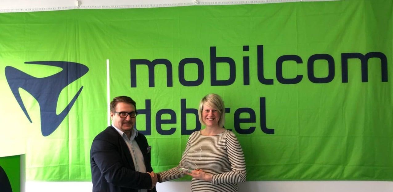 Efecte welcomes mobilcom-debitel in its customer family