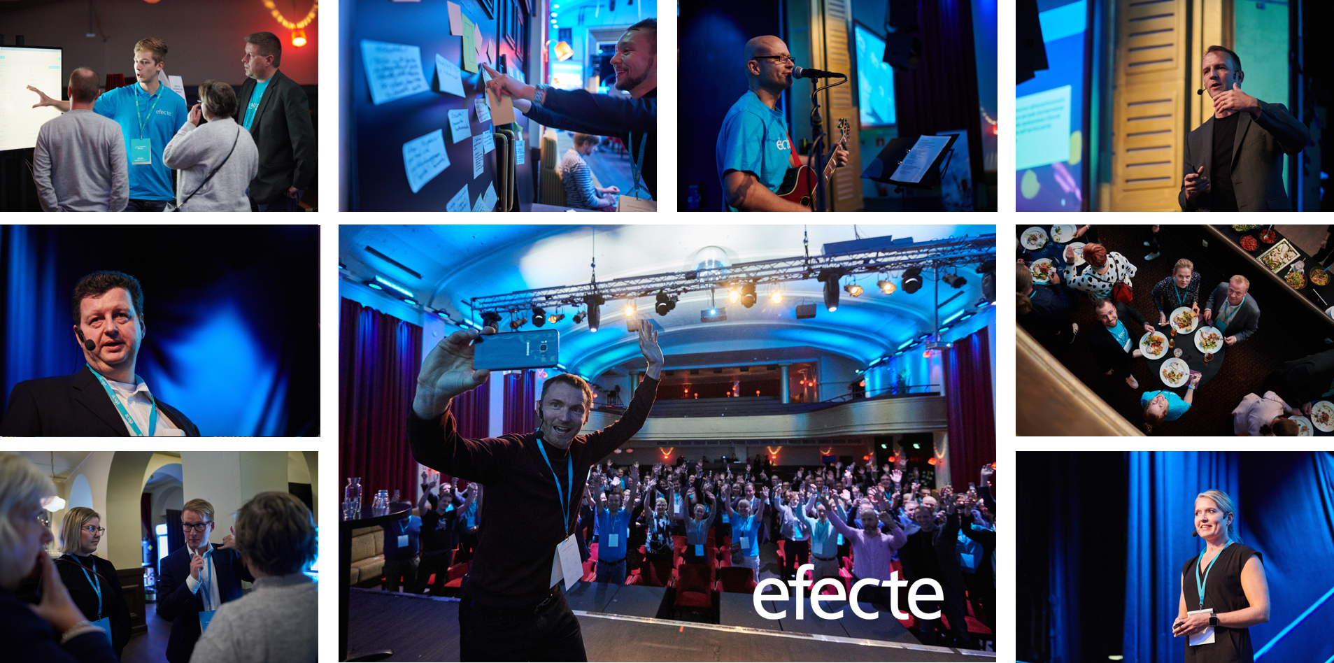 Efecte customer event