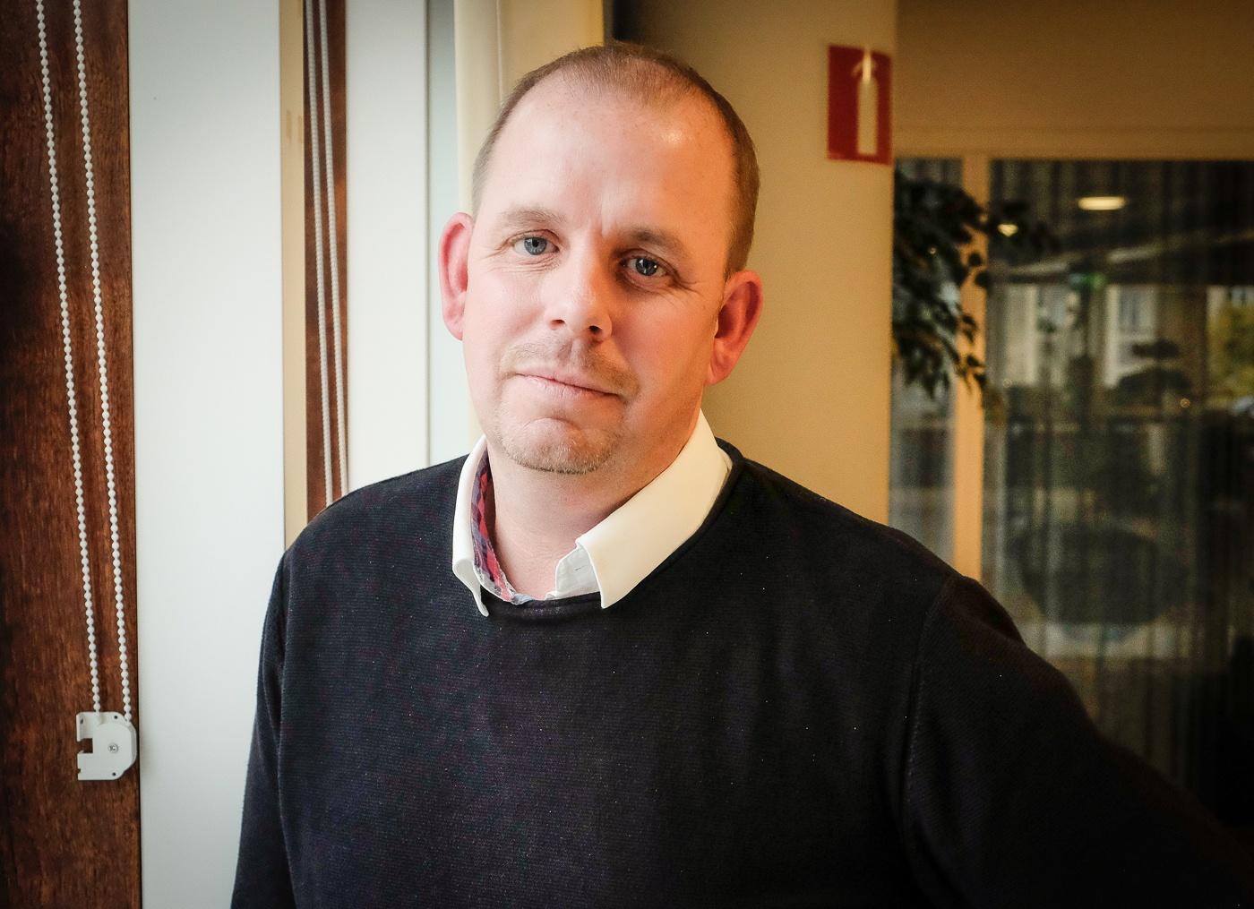 Johan Wedin, IT manager, BillerudKorsnäs - Efecte