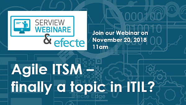 What is really needed to make your ITSM more agile, and how does ITIL fit into that?