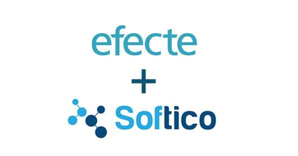 Hieno askel yhteisessä kasvutarinassa – Softico Oy Efecten kumppaniohjelman kultatasolle