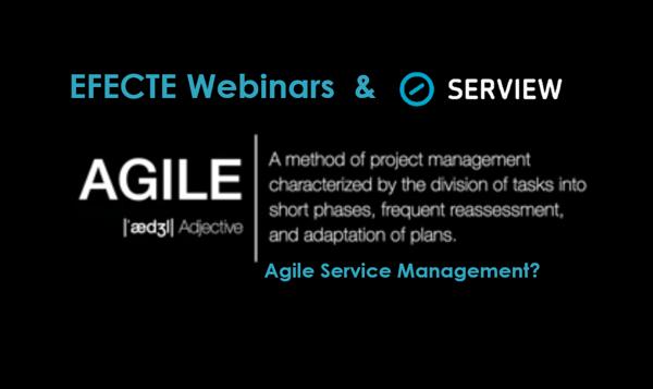 Webinar - Agiles Service Management: Theorie und Praxis