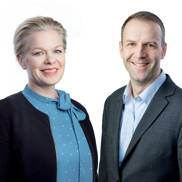 Niina Hovi & Peter Schneider
